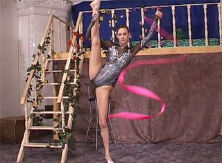 flexible gymnast teen fucking