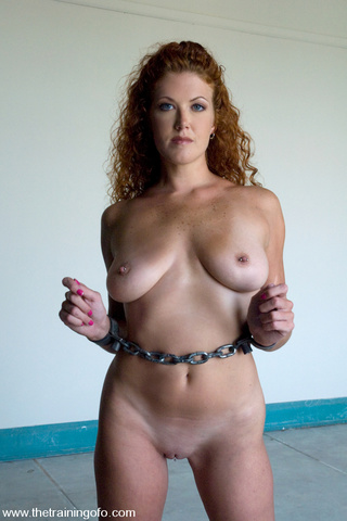 hot redheaded slave girl