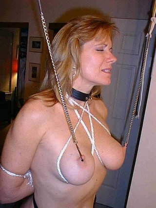 Amateur tied bdsm tpg