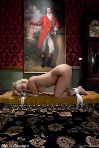 busty maid takes revenge