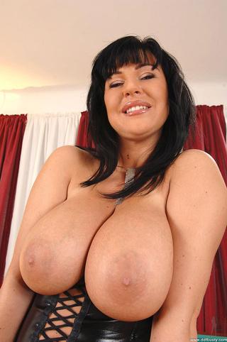 big tits babe kora