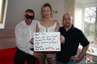 filthy british slut fucked