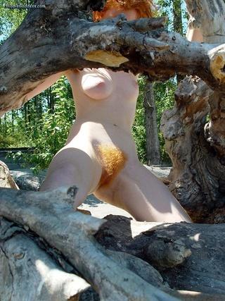 naked redhead hippie girls