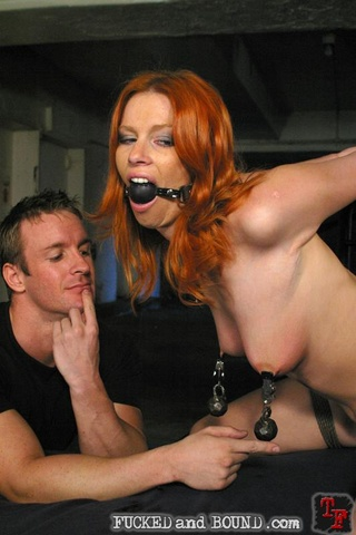 hot slave tormented