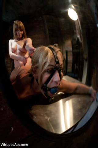 big titted milf punished