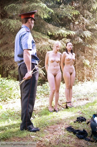 outdoor chastisement russian jezebels