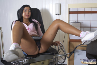 angelica medical excamination pussy