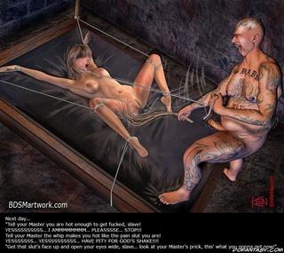 open eyes slave masters
