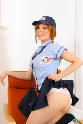 sexy redhead alexandra postgirl
