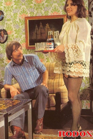 hairy seventies ladies fun