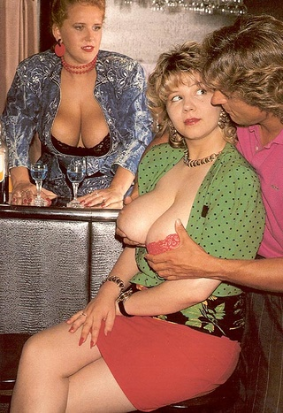 hairy seventies ladies mega