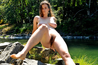 Nude tits hairy nerd hippie